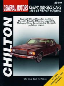 Bilde av Chevrolet Mid-size Cars (64 -