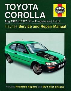 Bilde av Toyota Corolla Petrol (Aug 92 -