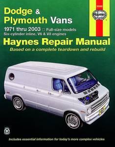 Bilde av Dodge & Plymouth Vans (71 - 03)