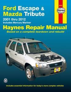 Bilde av Ford Escape, Mazda Tribute &