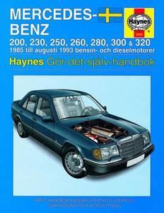 Bilde av Mercedes-Benz 124-serien (85 -