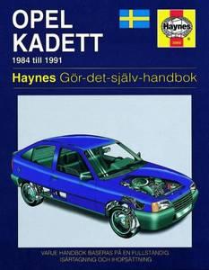 Bilde av Opel Kadett (84 - 91)
