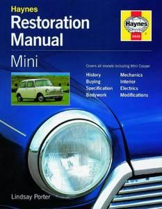 Bilde av Mini Restoration Manual (2nd