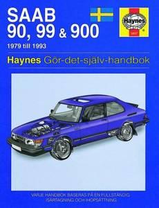 Bilde av Saab 90, 99 & 900 (79 - 93)